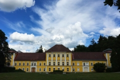 Czech Republic - Mansion House in Cernovice